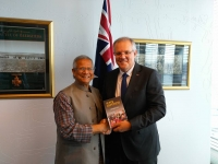 Australians Moving Ahead With Yunus In Implementing Social Businesses
