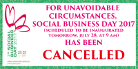 Social Business Day 2017 Canceled