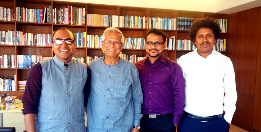 Yunus Centre arranges Khazanah Scholarship for six Bangladeshi students